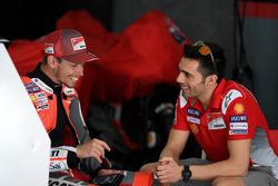 Casey Stoner, Ducati Team, Michele Pirro, Ducati Team