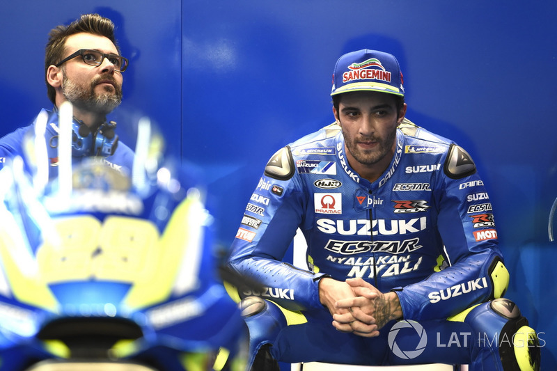 11- Andrea Iannone, Team Suzuki MotoGP