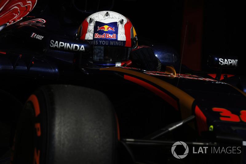 Pierre Gasly, Toro Rosso STR11