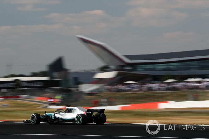 Great Britain: Lewis Hamilton