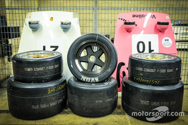 Neumáticos Avon