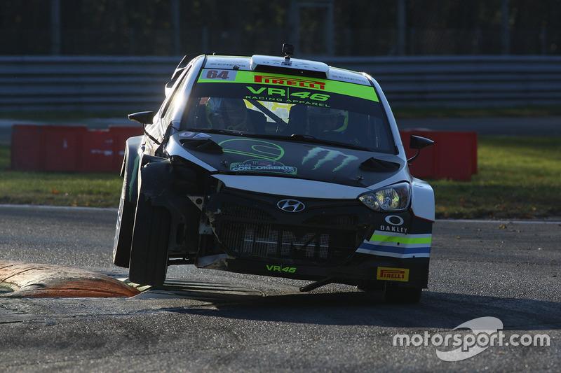Алессио Салуччи, Митиа Дотта, Hyundai i20 WRC