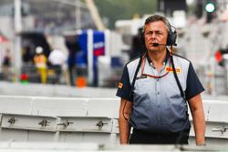 Mario Isola, directeur de la compétition, Pirelli Motorsport