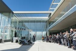 Inaugurazione Petronas Global Research & Technology Centre