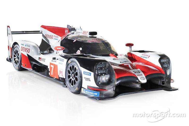Toyota Racing Toyota TS050 Hybrid