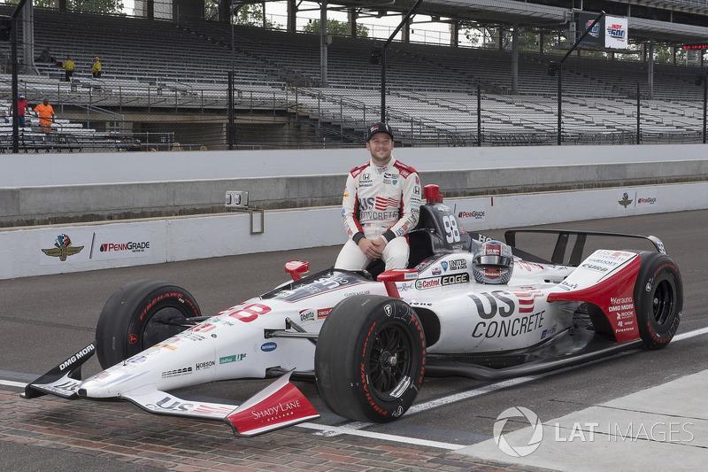 12. Marco Andretti, Herta - Andretti Autosport, Honda