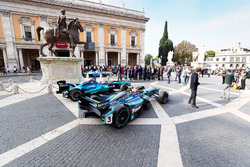 Street Demonstration in Rome