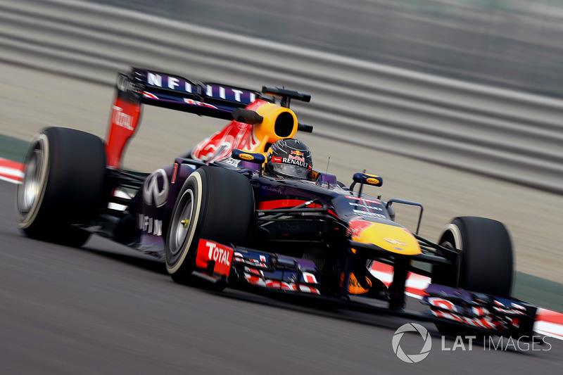 2013 год. Red Bull RB9