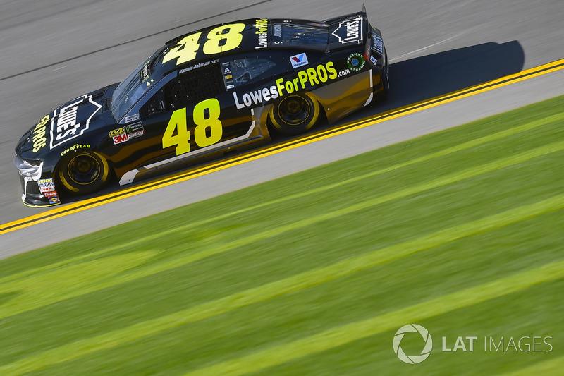 35. Джиммі Джонсон, No. 48 Hendrick Motorsports Chevrolet Camaro
