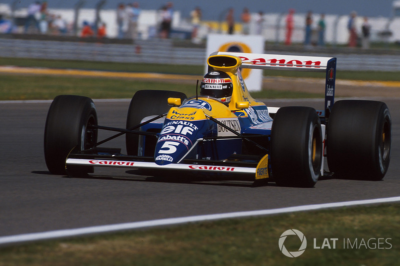 1990 : Williams-Renault FW13B
