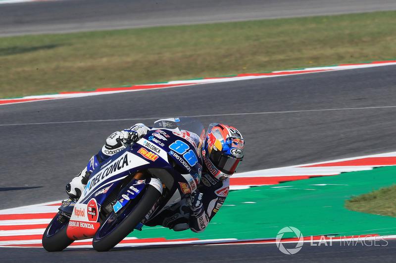 Moto3 San Marino: Kualifikasi 1, finis 2