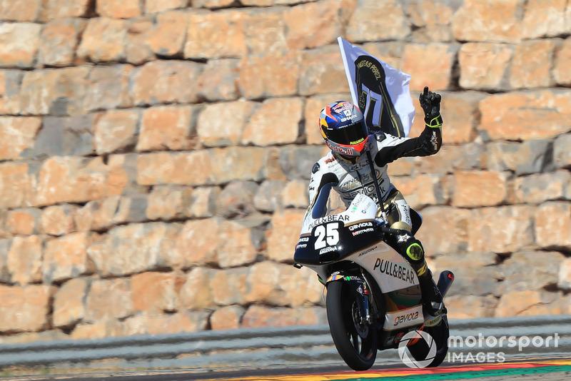Albert Arenas, Ángel Nieto Team Moto3