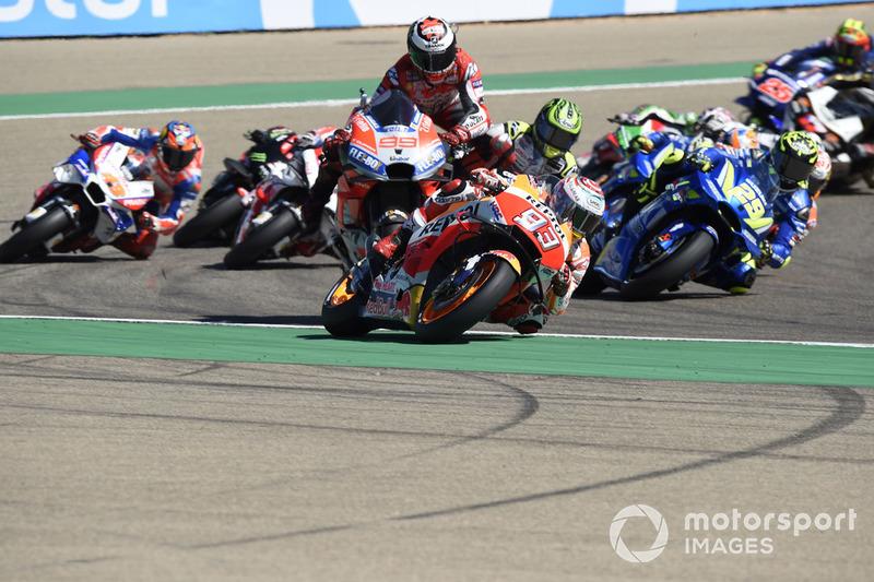 MotoGP Aragon: Menang