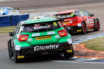 Tom Oliphant, Cicely Racing Mercedes A-Class