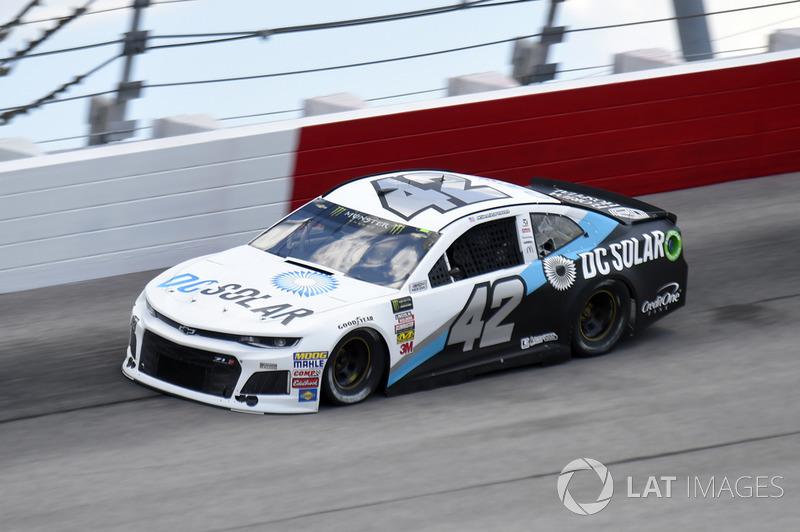 Kyle Larson, Chip Ganassi Racing, Chevrolet Camaro