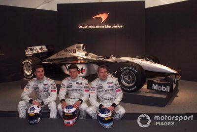 McLaren Mercedes lansmanı