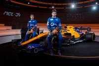 McLaren bemutató