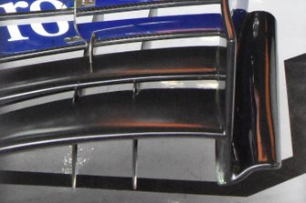 McLaren : vue détaillée du nez