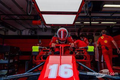 Ferrari Mugello Haziran testi