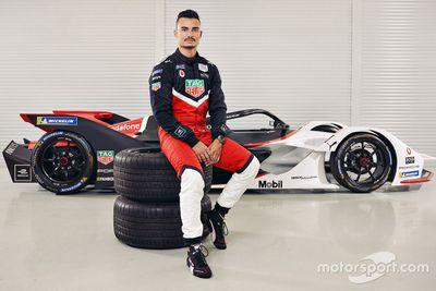 Pascal Wehrlein Porsche announcement