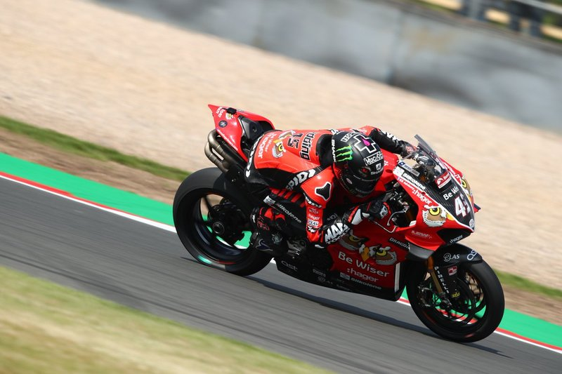 British Superbike: Donington