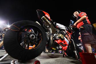 Bike von Marco Melandri, Aruba.it Racing-Ducati SBK Team
