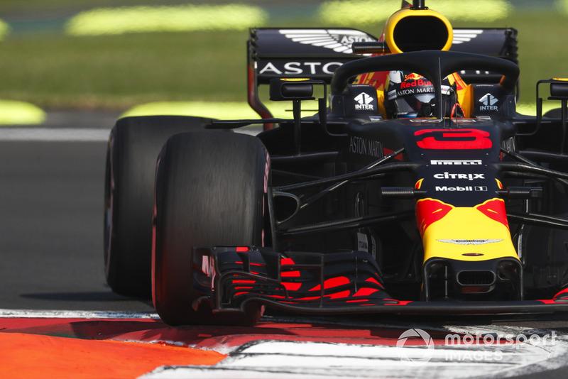 5. Daniel Ricciardo: 85 punten - een plaats gezakt