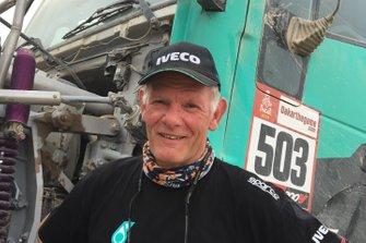 Henk van Leuven, Team Manager, Team Petronas De Rooy Iveco