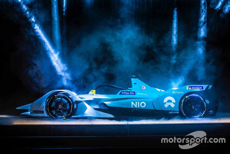 NIO Formula E Team launch