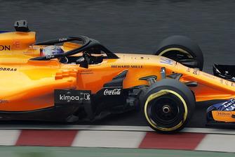 Фернандо Алонсо, McLaren MCL33 Renault