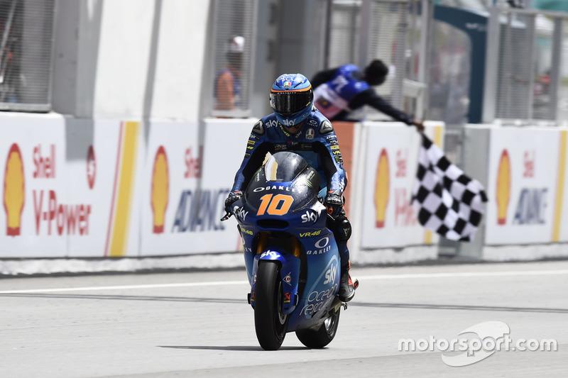 Luca Marini, Sky Racing Team VR46 Wins