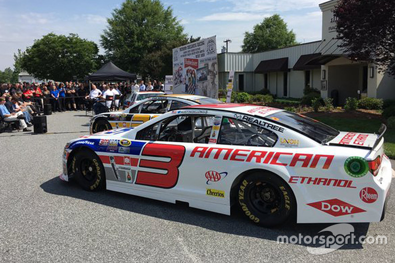 Throwback-Design von Austin Dillon, Richard Childress Racing, Chevrolet