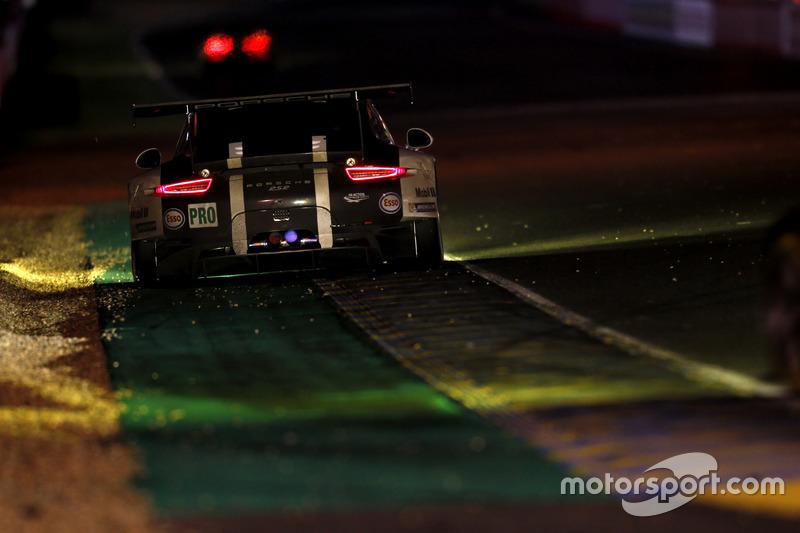 #91 Porsche Motorsport Porsche 911 RSR: Nick Tandy, Patrick Pilet, Kevin Estre