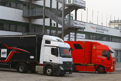 Kessel Racing truck