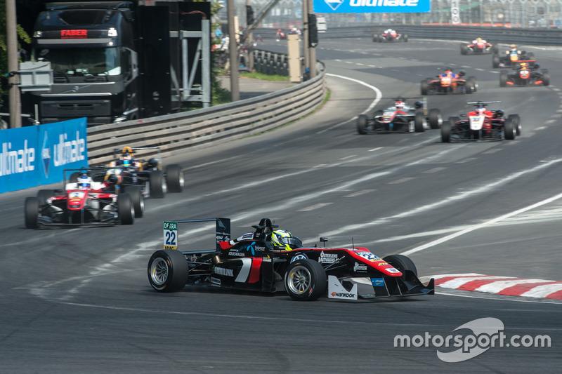 Joel Eriksson, Motopark Dallara F312 - Volkswagen