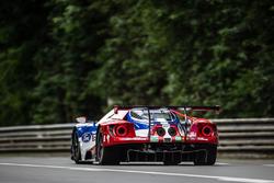 #68 Ford Chip Ganassi Racing Ford GT: Джо Хенд, Дірк Мюллер, Себастьян Бурде