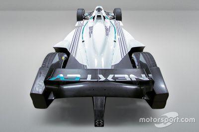 Presentación NEXTEV TCR Fórmula E 2017