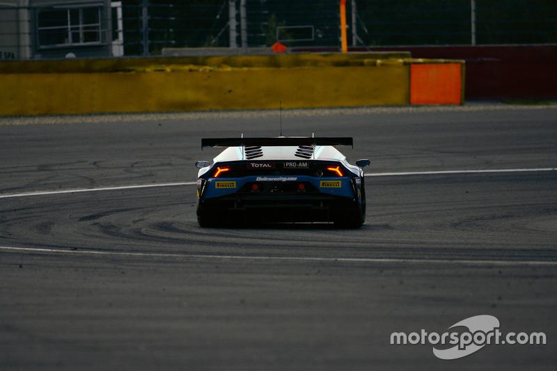 #10 Ombra Racing Lamborghini Huracan GT3: Matteo Beretta, Giovanni Berton, Stefano Costantini, Stefano Gattuso