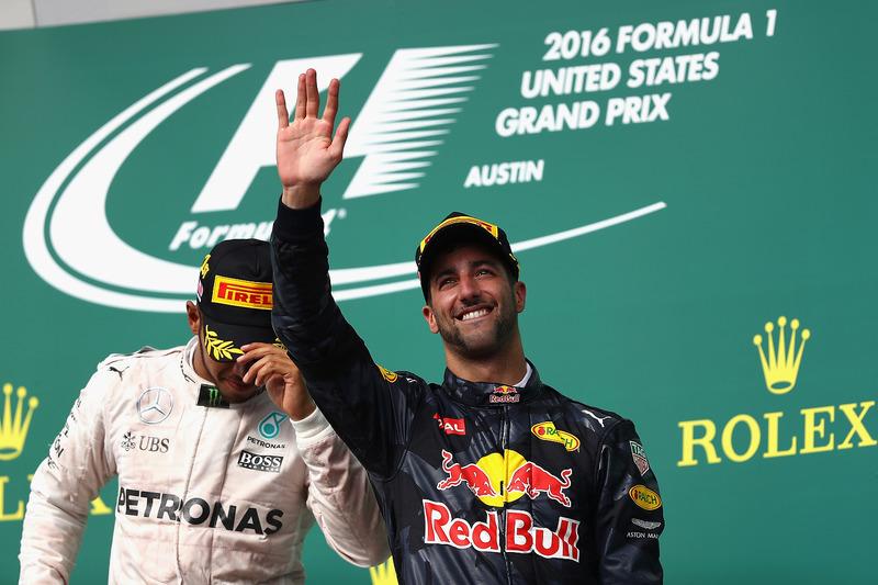 3e Daniel Ricciardo, Red Bull Racing
