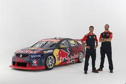 Jamie Whincup, Shane van Gisbergen, Triple Eight Race Engineering Holden