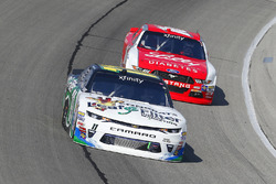Blake Koch, Kaulig Racing Chevrolet and Ryan Reed, Roush Fenway Racing Ford