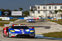 #68 Ford Performance Chip Ganassi Racing Ford GT: Stefan Mücke, Olivier Pla, Billy Johnson