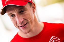 كريس ميك، فريق سيتروين العالمي للراليات