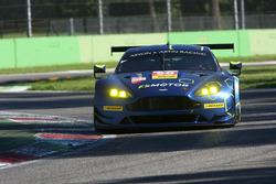 #90 TF Sport, Aston Martin V8 Vantage: Саліх Йолук, Нікі Тім, Еуан Ханкі