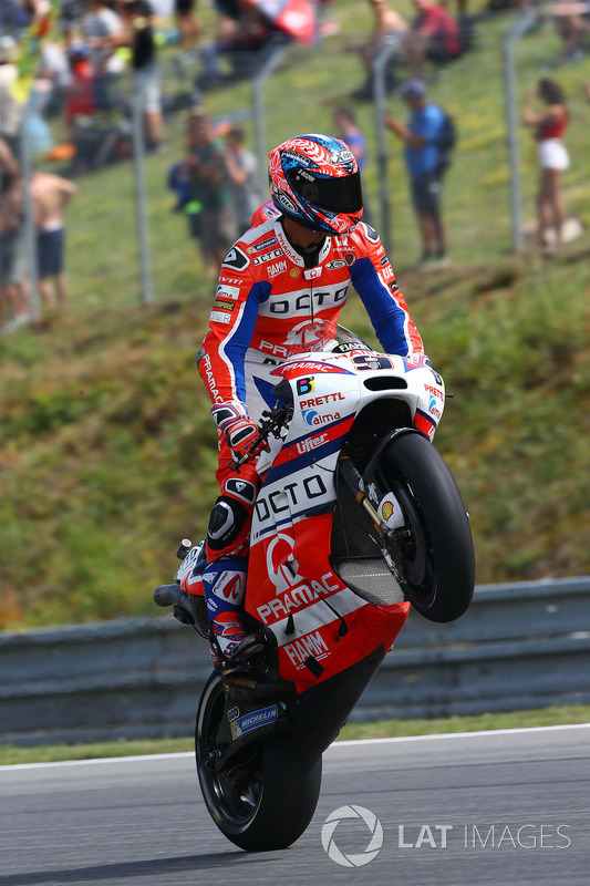 Даніло Петруччі, Pramac Racing