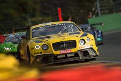 #9 Bentley Team ABT Bentley Continental GT3: Nico Verdonck, Christer Jöns, Jordan Lee Pepper