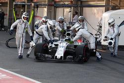 Felipe Massa, Williams FW40 se retira