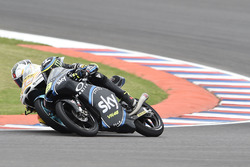 Juan Francisco Guevara, RBA Racing Team, Bulega touch