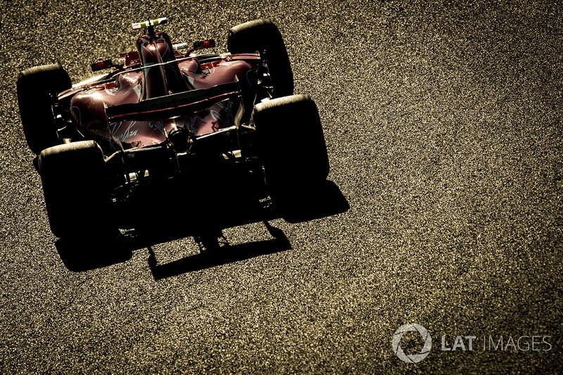 2. Kimi Raikkonen, Ferrari SF70H