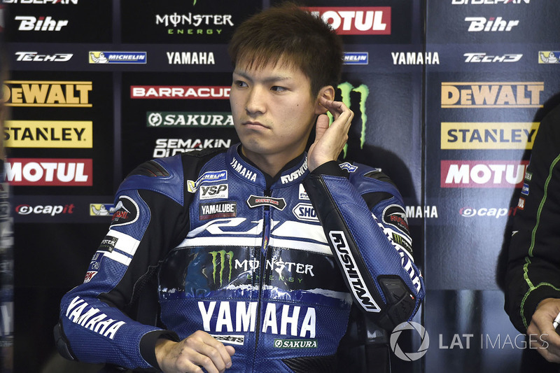 Кохта Нозане, Monster Yamaha Tech 3